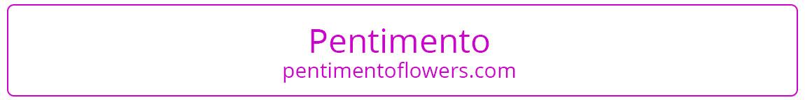 Pentimento Flowers